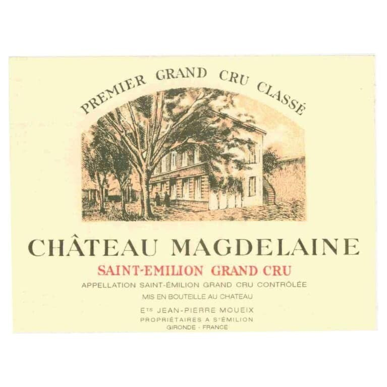Magdelaine 2010 [95pts WS]