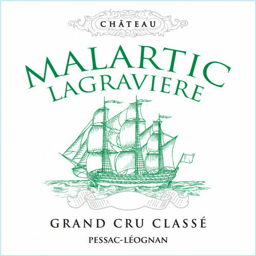 Malartic Lagraviere Blanc 2003
