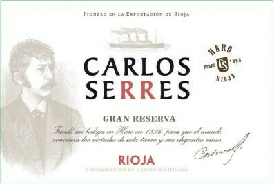 Carlos Serres Gran Reserva 2010