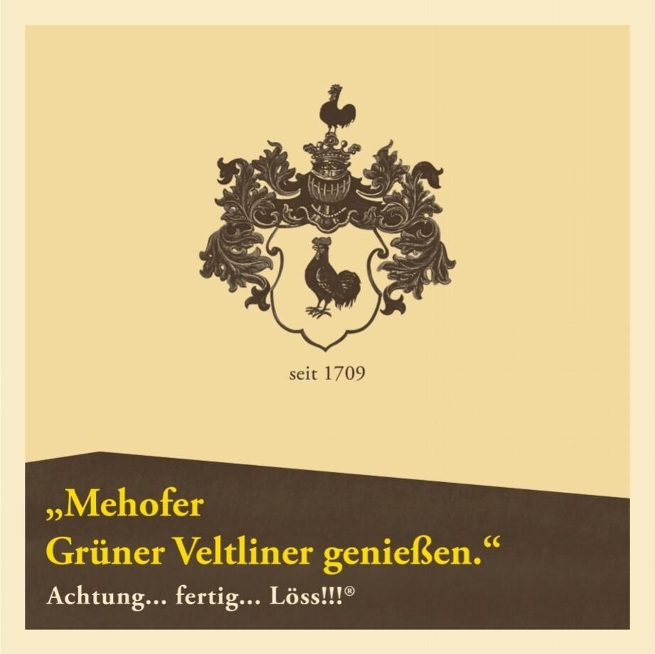 Mehofer Gruner Veltliner 2018 (1L)
