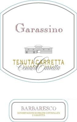 Tenuta Carretta Barbaresco Garassino 2004