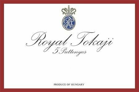 Royal Tokaji Aszu 5 Puttonyos 'The First Decade' 1993 (375ml) [95pts WS]