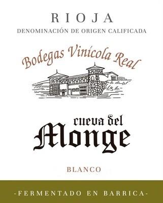 Bodegas Vinicola Real Cueva del Monge Blanco 2015