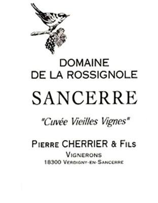 Domaine de la Rossignole Sancerre Cuvee Vieilles Vignes 2018