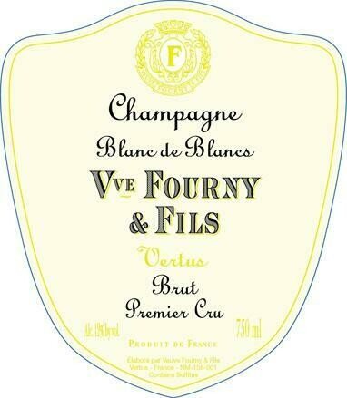 Veuve Fourny & Fils Vertus Blanc de Blancs Brut 1er Cru