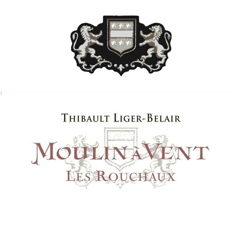 Thibault Liger Belair Moulin a Vent les Rouchaux 2015