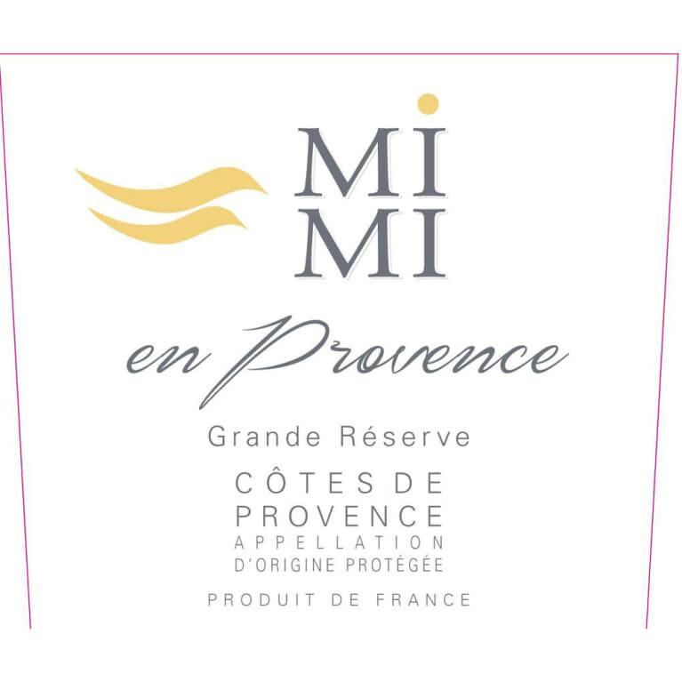 Mi Mi En Provence Grande Reserve Rose 2018