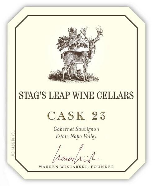 Stag's Leap Cabernet Sauvignon Cask 23 1992 [96pts RP]