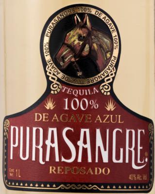 Purasangre Reposado Tequila