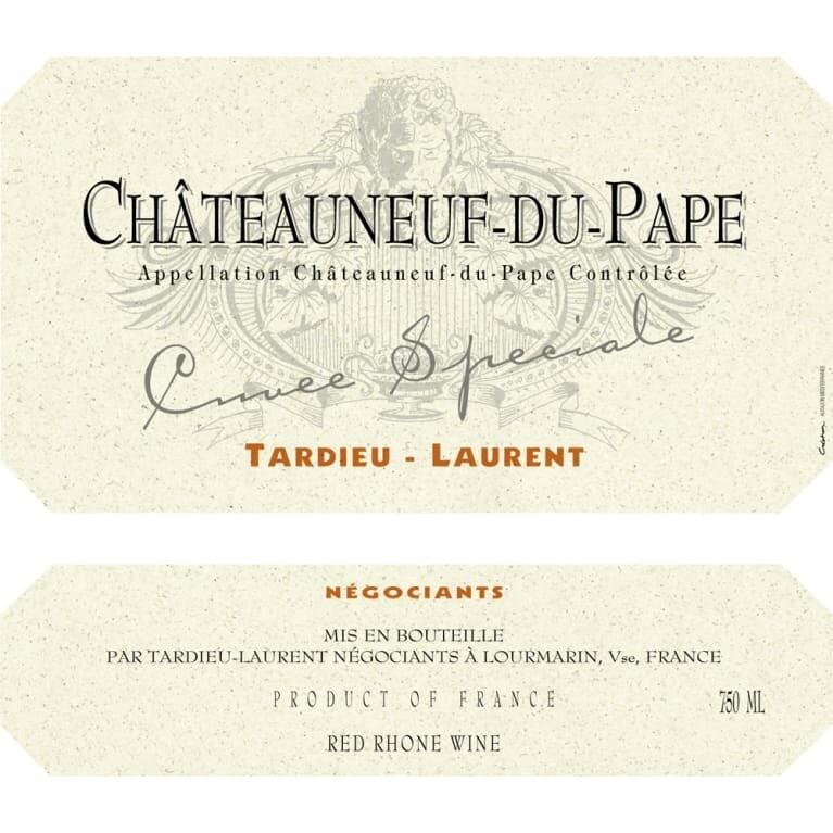 Tardieu Laurent Chateauneuf du Pape Cuvee Spaciale 2008