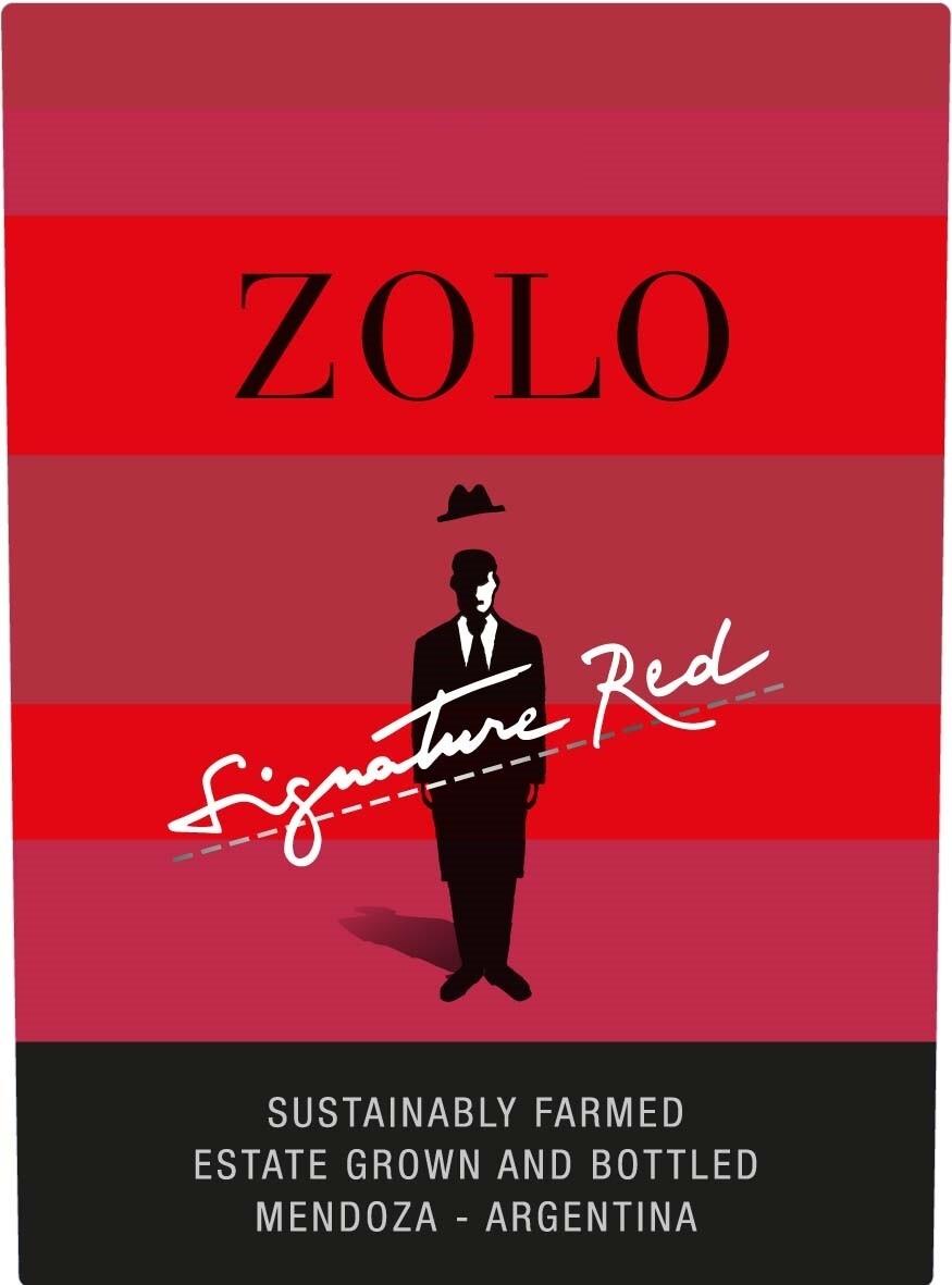 Bodega Tapiz Zolo Signature Red 2018