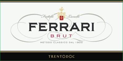 Fratelli Lunelli Ferrari Trento Brut *SALE*