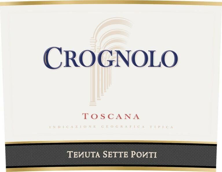 Tenuta Sette Ponti Crognolo 2017 *SALE*