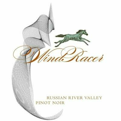 WindRacer Pinot Noir Russian River Valley 2015 *SALE*