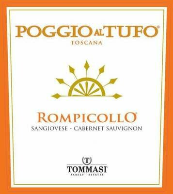 Tommasi Poggio al Tufo Rompicollo 2016 *SALE*