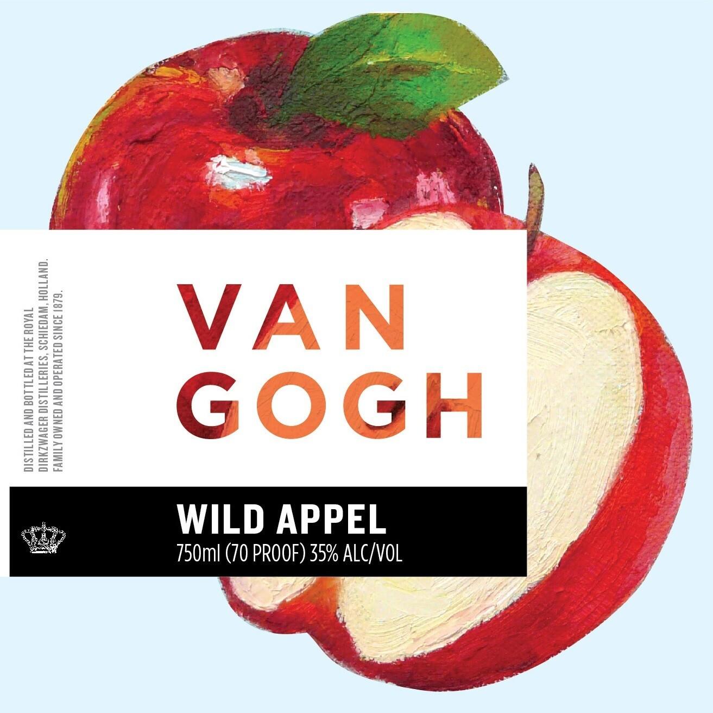 Van Gogh Wild Appel Vodka *SALE*