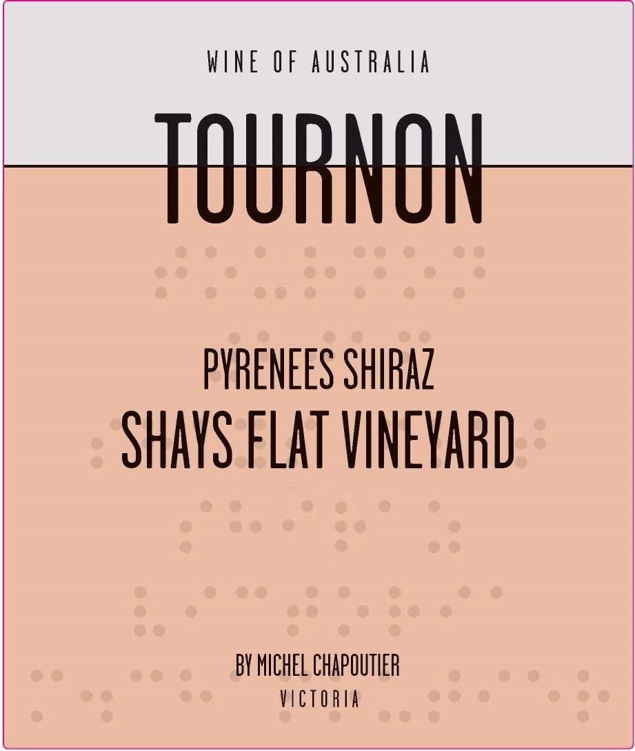 Tournon Shiraz Shays Flat Vineyard 2014
