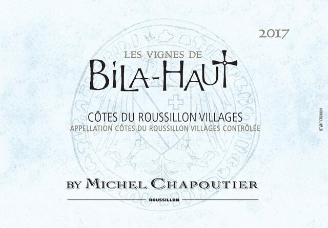 Domaine de Bila Haut Cotes du Roussillon Rouge 2017