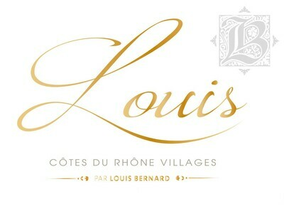 Louis Bernard Cotes du Rhone Villages Cuvee Louis 2015