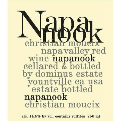 Dominus Estate Napanook 2016 [96pts JS]
