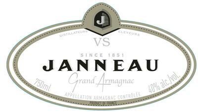 Janneau V.S. Grand Armagnac *SALE*