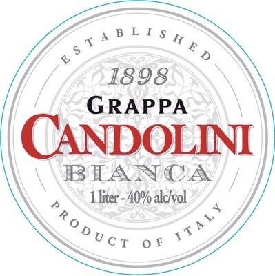 Candolini Bianca Grappa (1L) *SALE*