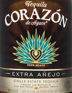 Corazon Extra Anejo Tequila *SALE*