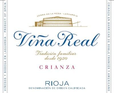 CVNE Vina Real Crianza 2016