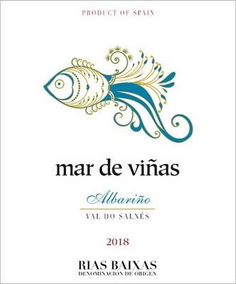 Adegas Gran Vinum Mar de Vinas Albarino 2018 *SALE*