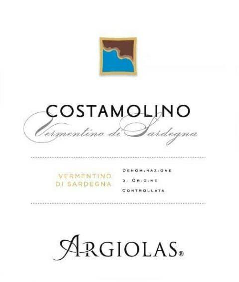 Argiolas Costamolino Vermentino 2018