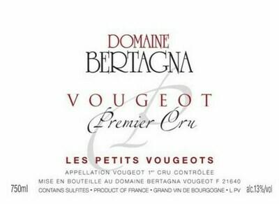Domaine Bertagna Vougeot les Petits Vougeot 2014 *SALE*