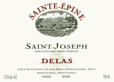 Delas Freres Saint-Joseph Sainte-Epine 2013 *SALE*