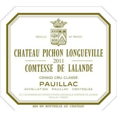 Pichon Lalande 2011 *SALE*