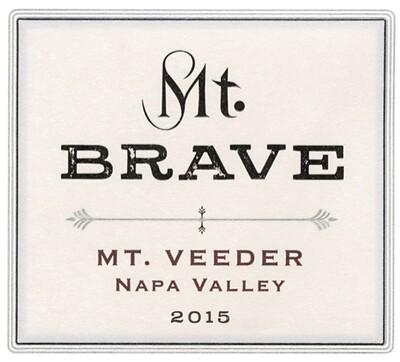 Mt Brave Cabernet Franc 2015