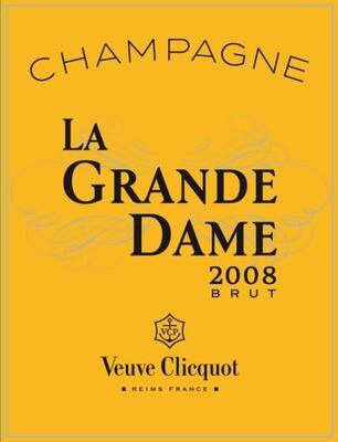 Veuve Clicquot La Grande Dame Brut 2008 [97pts Dec]