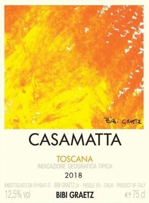 Bibi Graetz Casamatta Rosso 2018