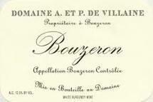 Domaine de Villaine Bouzeron (Bourgogne Aligote) 2018 *SALE*