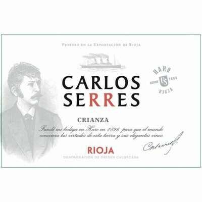 Carlos Serres Crianza 2015 (5L)