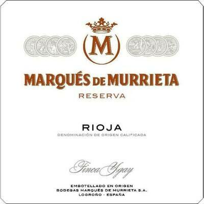 Marques de Murrieta Reserva 2015 *SALE*