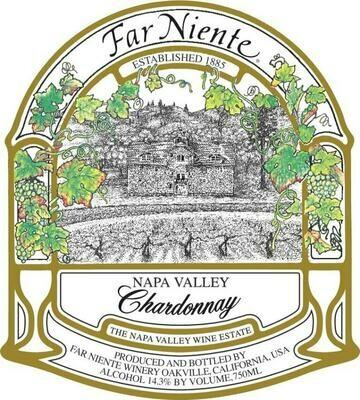 Far Niente Chardonnay 2018 *SALE*