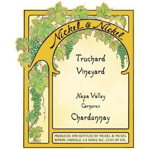 Nickel & Nickel Chardonnay Truchard Vineyard 2018 *SALE*