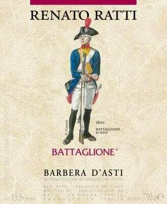 Renato Ratti Barbera d'Asti 2018 *SALE*