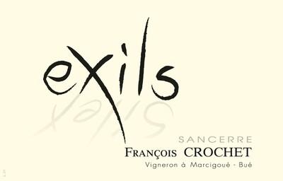 Francois Crochet Sancerre Exils 2017