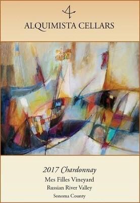 Alquimista Mes Filles Chardonnay 2017 *SALE*