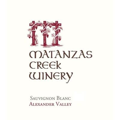 Matanzas Creek Sauvignon Blanc Alexander Valley 2018 *SALE*