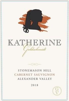 Katherine Goldschmidt Cabernet Sauvignon Stonemason Hill 2018