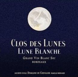 Clos des Lunes Lune Blanche 2017
