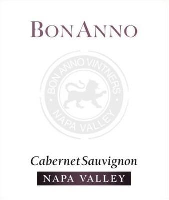 BonAnno Cabernet Sauvignon 2016