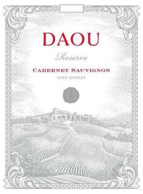 Daou Cabernet Sauvignon Reserve 2018 *SALE*