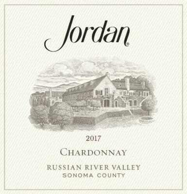 Jordan Chardonnay 2017 *SALE*